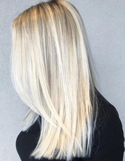 Icy Baby Blonde