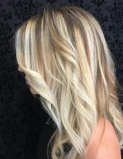 Dreamy Dimensional Blonde