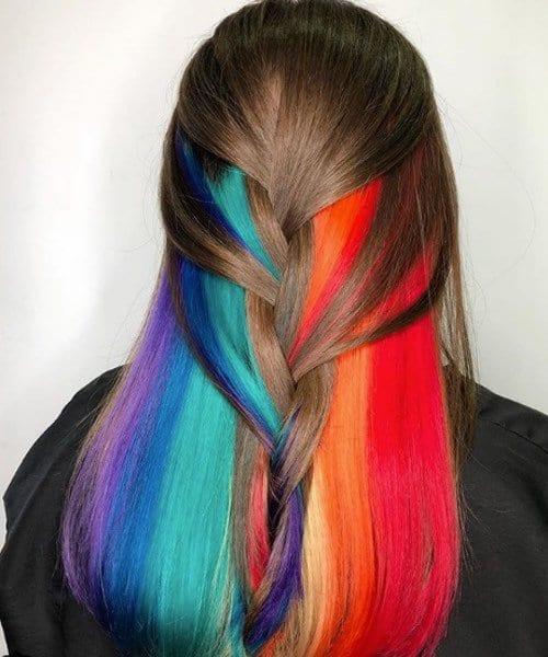 Hidden Rainbow Vibes