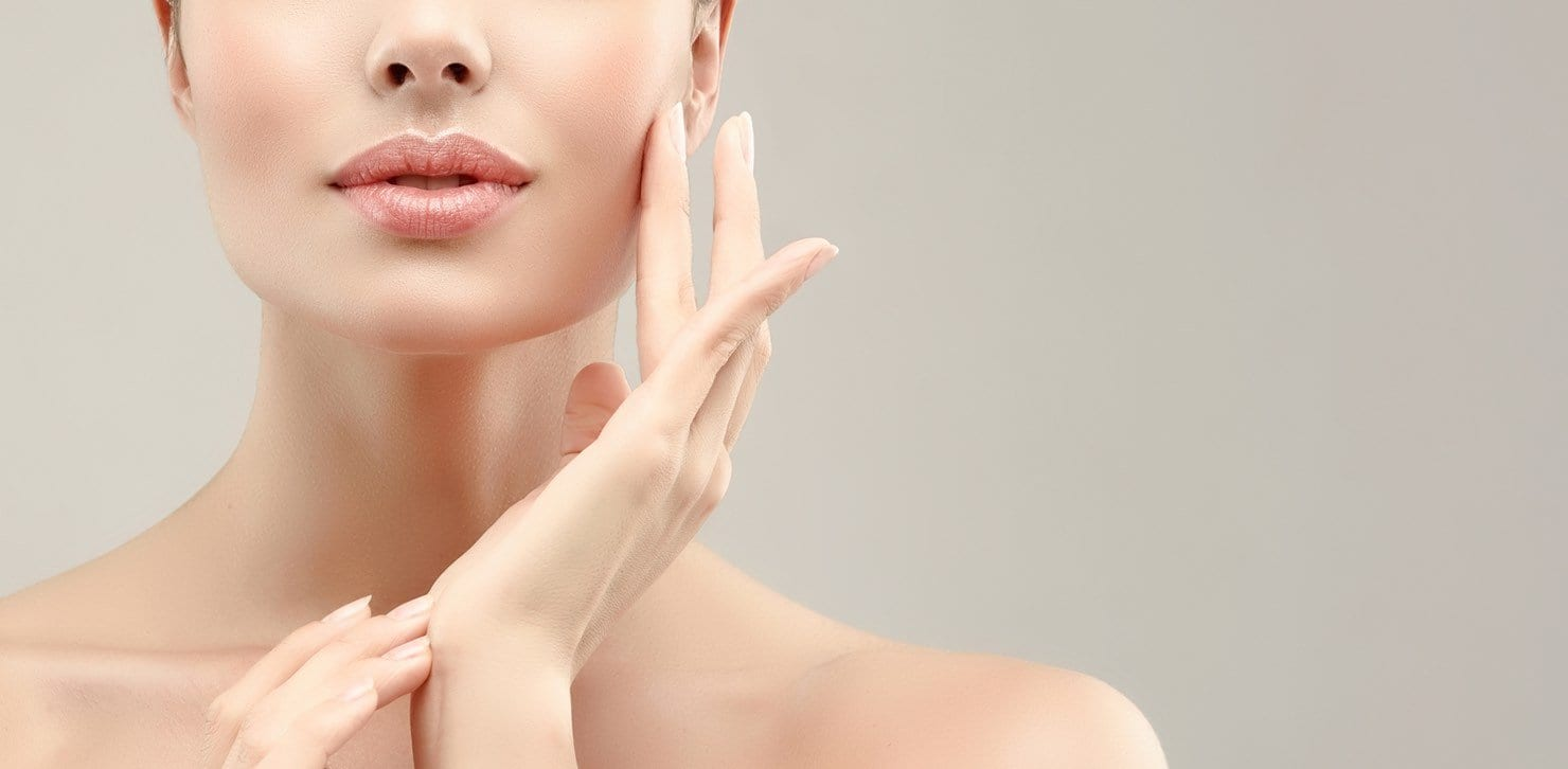 skin care treatment header home page