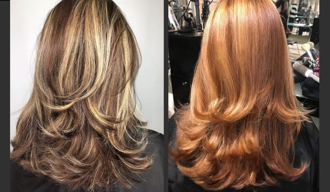 Hair Highlighting vs. Frosted Hair Coloring
