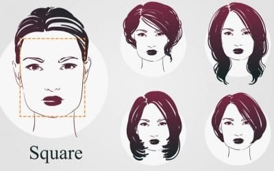 Square Face? How to Pick the Right Hairstyle for You