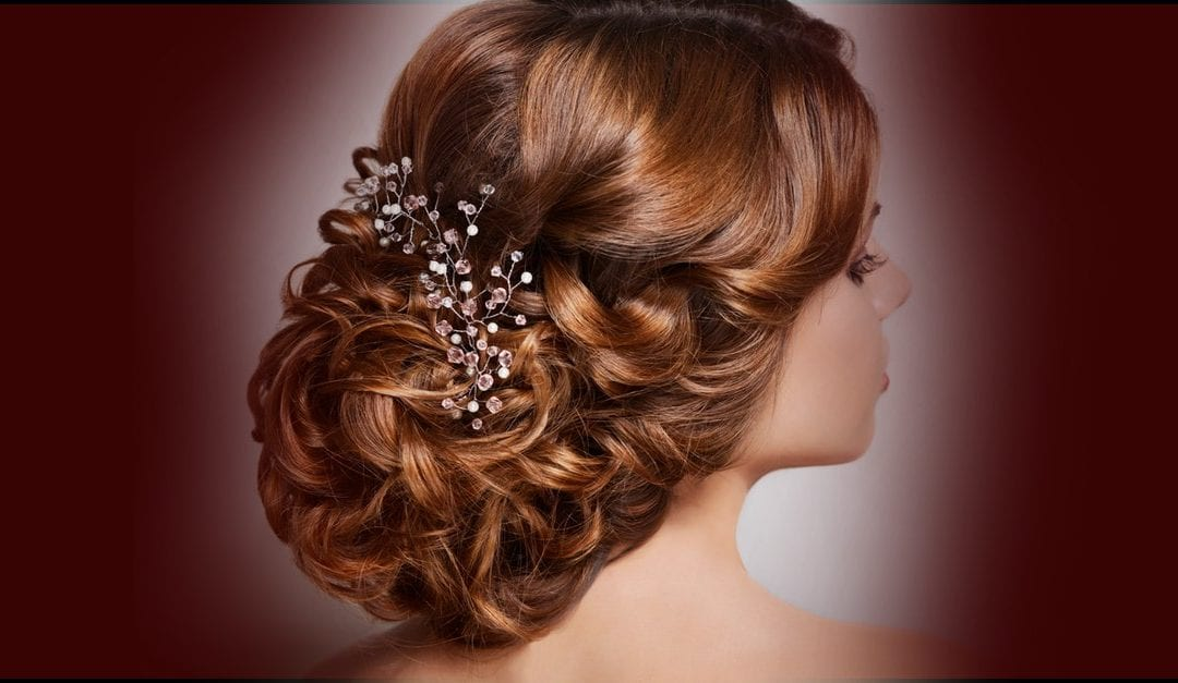 Catchy and Creative Curly Updo Ideas