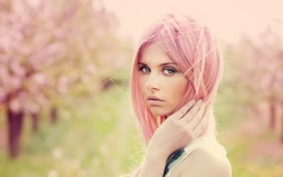 Can I Pull Off Pink Hair?