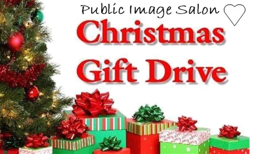 Our Annual Holiday Toy Drive