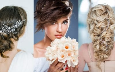 12 Wedding Hair Trends for Beautiful Brides in 2020