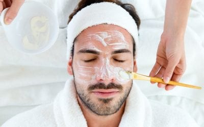 How to Find the Best Facial for Men: Types of Facials for Men