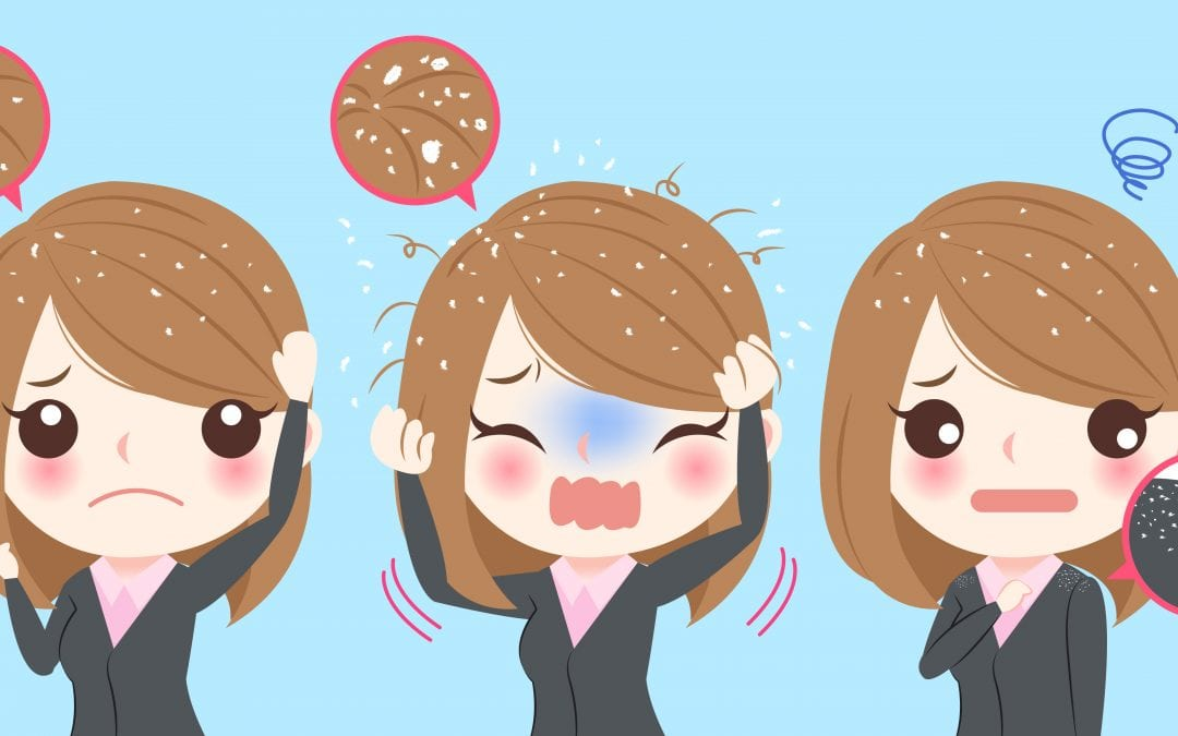 Busting The Dandruff Myths
