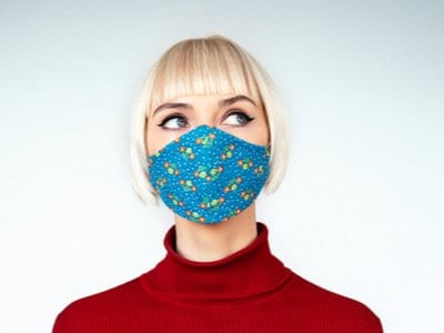 How to Look Chic While Wearing a Mask