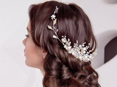 Greek Goddess Wedding Hairstyles