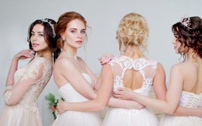 Greek Goddess Wedding Hairstyles You'll Love