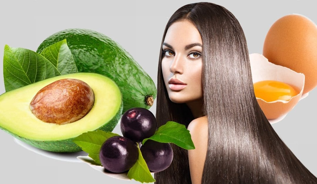 10 Superfoods; Stimulate Hair Growth & Improve Hair Health
