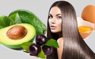 10 Superfoods; Stimulate Hair Growth & Improve Hair Health