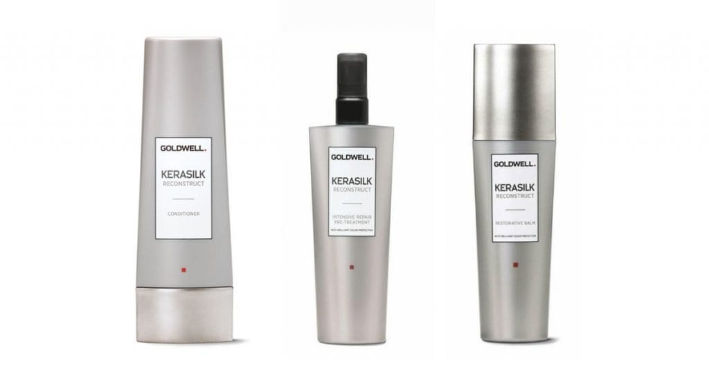 4 Luxury Product Lines That Address Dull and Lifeless Hair Goldwell Kerasilk Reconstruct