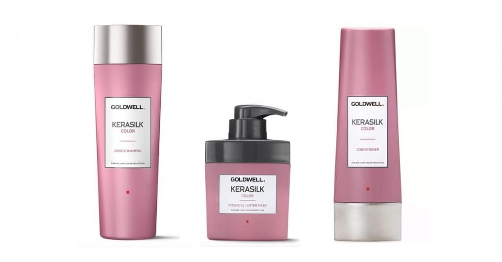 4 Luxury Product Lines That Address Dull and Lifeless Hair Goldwell Kerasilk Color