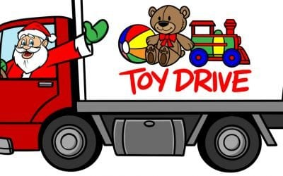 Annual Holiday Toy Drive 2020