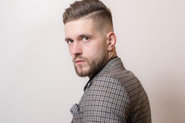 15 Comb Over Fade Haircut Ideas, High Fade