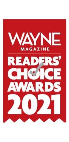 Wayne Magazine Readers Choice Awards 2021, Public Image Salon LTD