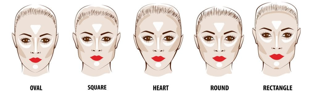 Best Hairstyles For Different Face Shapes: Female