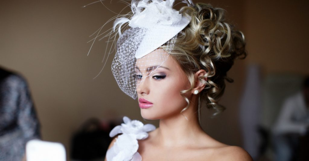 10 Veil Types for Your Bridal Style, Birdcage Veil