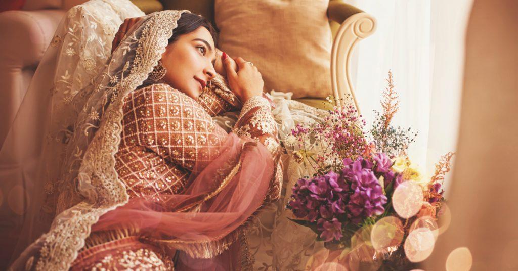 Wedding Veil, Dupatta Scarf