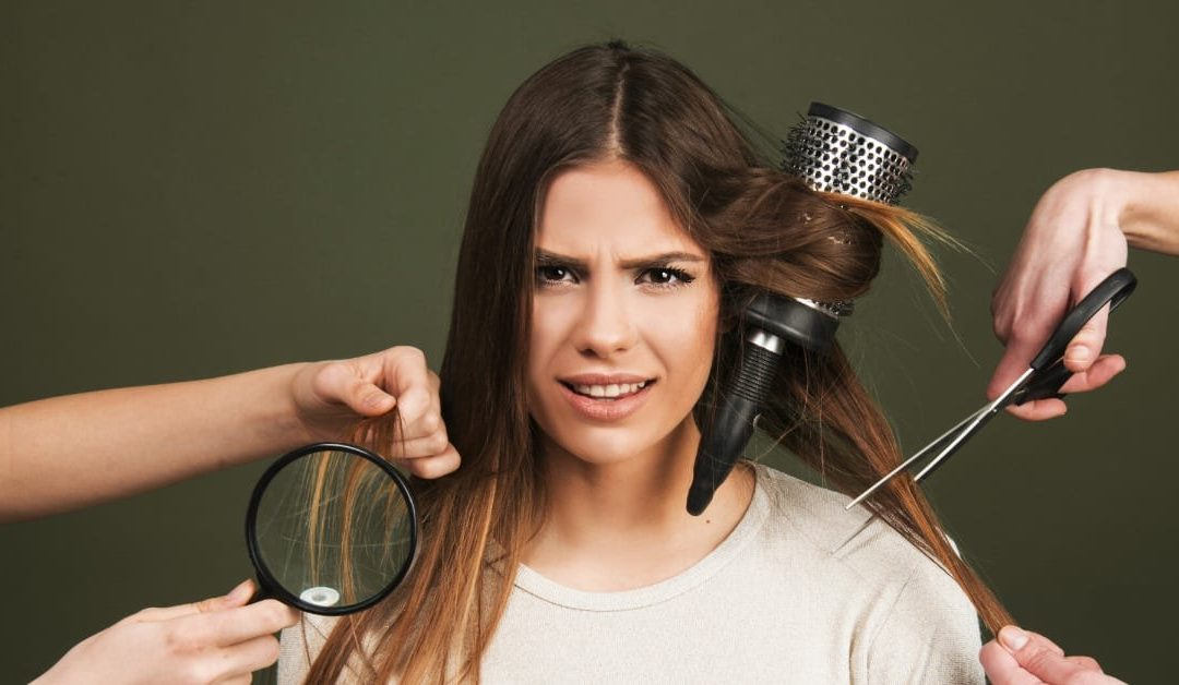 Struggle With Dry Hair in Winter? 5 Tips